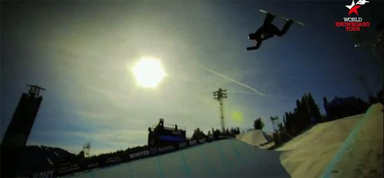 Rogue Mag Snow - Sprint grand prix copper 2013 video highlights