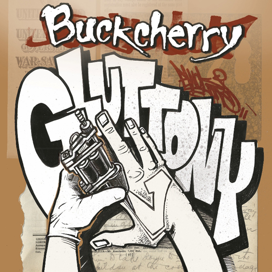 "Rogue Mag Music - Buckcherry release video for ""Gluttony"""
