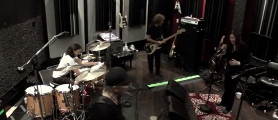 Rogue Mag Music - Black Sabbath unveil studio clip
