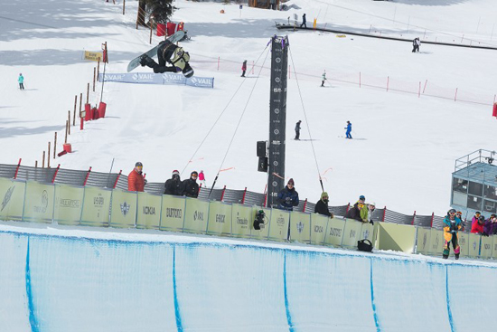 Rogue Mag Snow - Shaun White's winning run – Burton US Open 2013 – Halfpipe Finals
