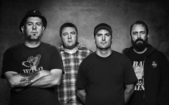 Rogue Mag Music - Clutch to shake up July with UK headline shows