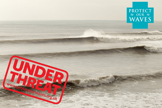 Rogue Mag Surf - Surfers From Around The Globe Stand Up For UK Waves