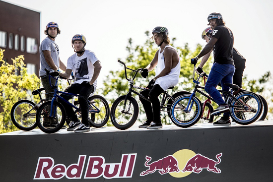 Rogue Mag BMX - Red Bull Framed Reactions