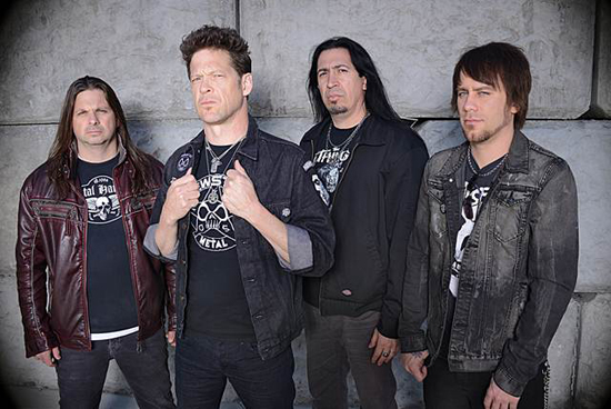 Rogue Mag Music - Jason Newstead (ex-Metallica bassist) released free track 'Heroic Dose'