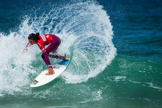 Rogue Mag Surf - Swatch Girls Pro France 2013