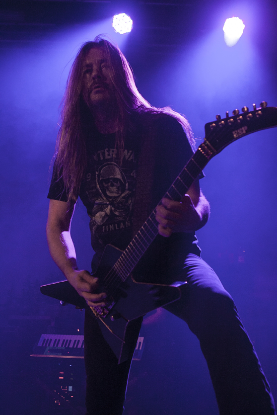 Rogue Mag Music - Napalm Death and Children of Bodom 14th October Manchester Academy