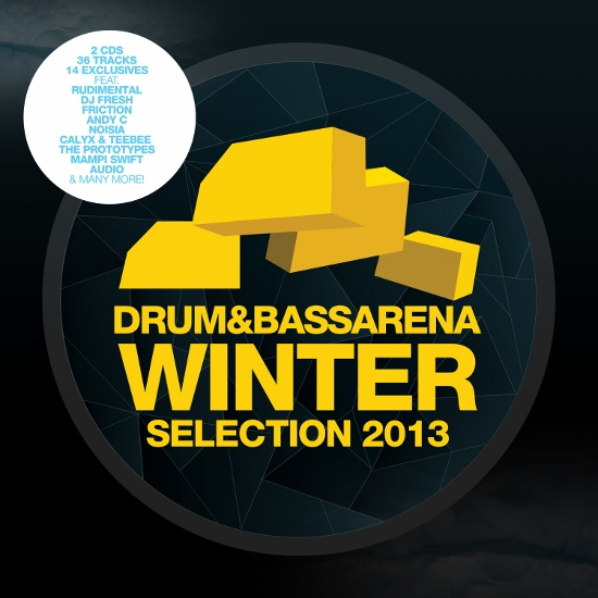 Rogue Mag Music - Drum&BassArena Winter Selection 2013 out Nov 24th