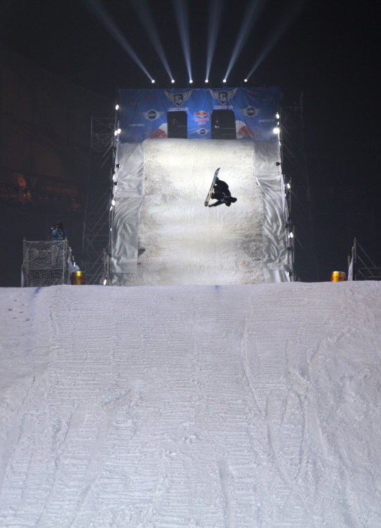 Rogue Mag Snow - Sven Thorgren wins the 6 Star Air & Style Beijing