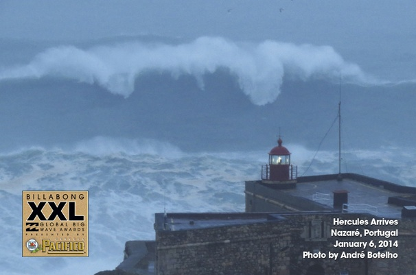 Rogue Mag Surf - Hercules Swell Entries for 2014 Billabong XXL Big Wave Awards