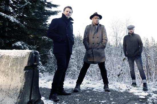 Rogue Mag Music - Augustines discuss new album from Air Studios