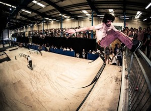 Rogue Mag Festivals - NASS announce Skate and BMX Pro Park Qualifiers