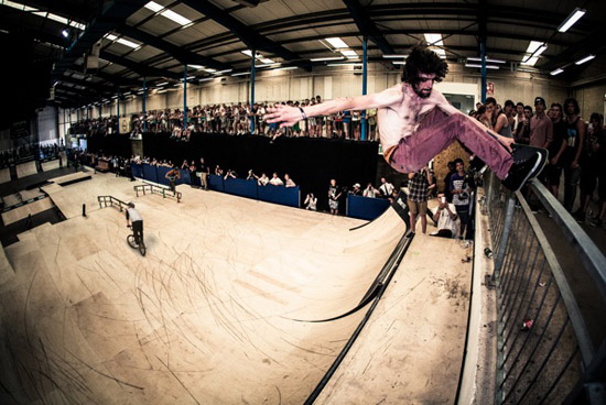 Rogue Mag Festivals - NASS announce Skate and BMX Pro Park Qualifiers