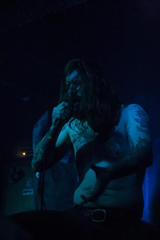 Rogue Mag Music - Kvelertak live Manchester Academy April 21st 2014