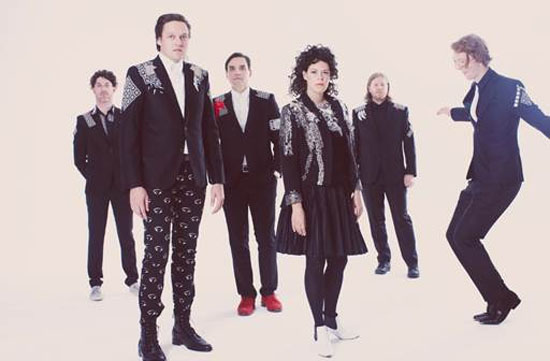 Rogue Mag Music - Arcade Fire: New Single - We Exist