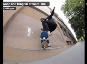 Rogue Mag Skate - Cons and Kingpin present: The French Trio