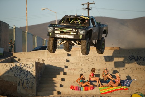 Rogue Mag Motorsport - BJ Baldwin and Monster Energy are back with another #Recoil!