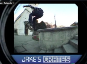 Rogue Mag Skate - Sidewalk Exclusive - Jakes Crates: Episode 1