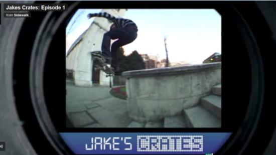 Rogue Mag Skate - Sidewalk Exclusive - Jakes Crates: Episode 1