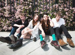 Rogue Mag Music - Wolf Alice stream debut album, My Love is Cool, in full