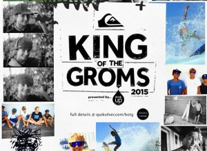 Rogue Mag - Quiksilver King of the Groms round 2 - choose you favorite surfer