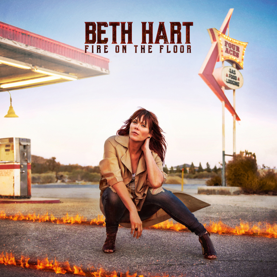Rogue Mag Music - Beth Hart returns with a new studio album 'Fire on the Floor' out 14th October 2016