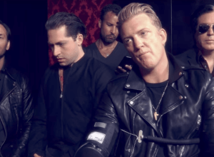 Rogue Mag Music - Queens of the Stone Age Face The Music