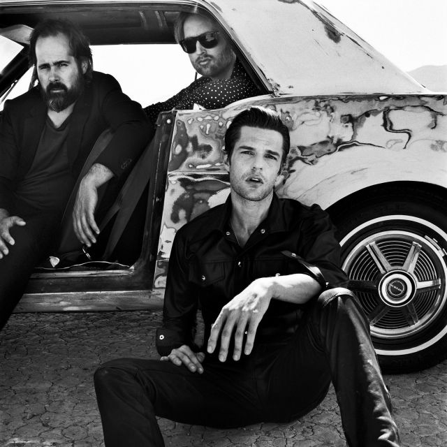 Rogue Mag Music - The Killers UK tour 2017
