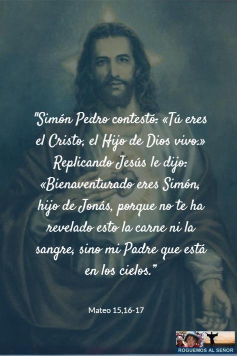 el Hijo de Dios vivo