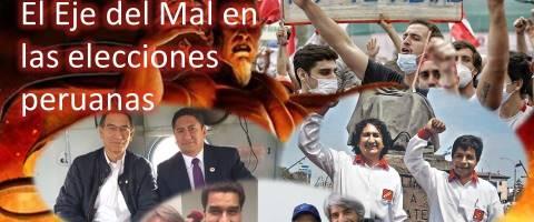 Cicuta en las elecciones peruanas