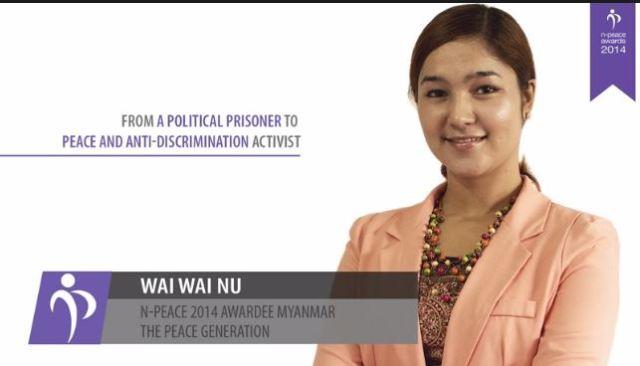 Wai Wai Nu-peace