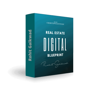 DIGITAL BLUEPRINT certification course offered by Rohit Gaikwad