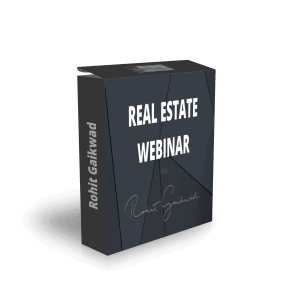REAL ESTATE WEBINAR by rohit gaikwad