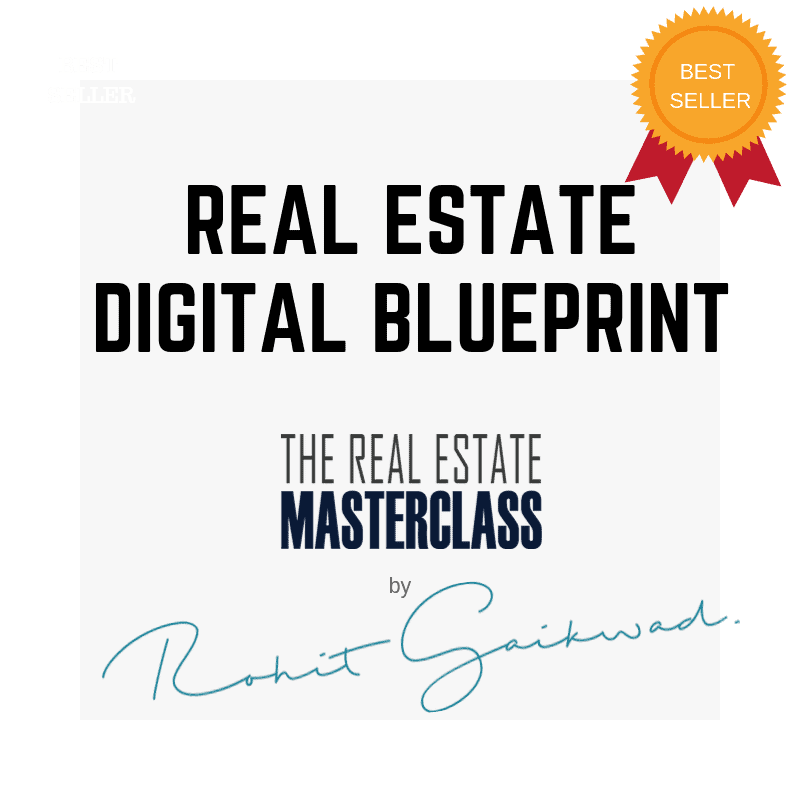 real estate digital blueprint by rohit gaikwad
