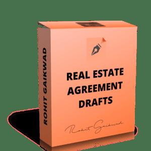 Real estate drafts