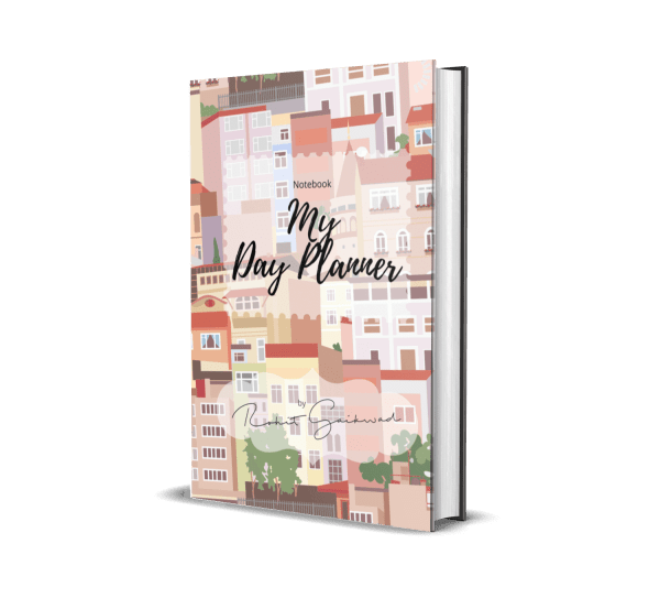 Notebook: My Day Planner
