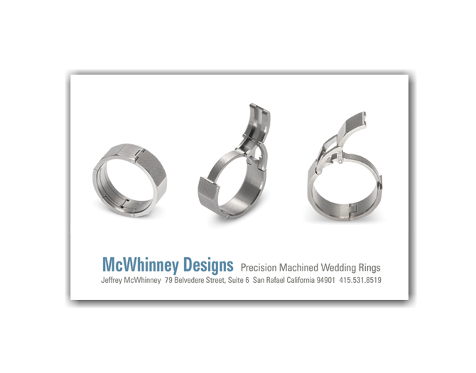 McWhinney Designs | Men's Wedding Rings