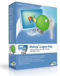Rohos Logon Key box