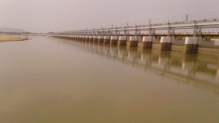 Indrapuri Dam
