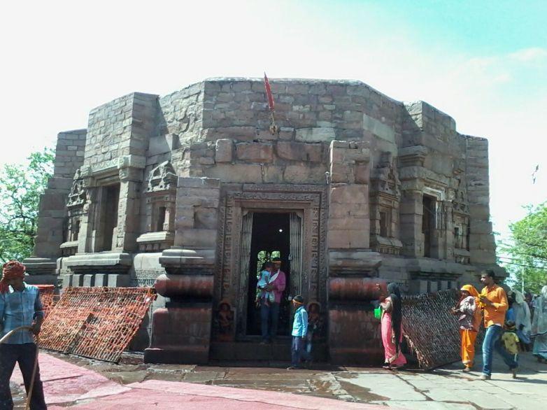 Mundeshwari Temple