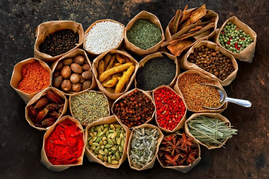 Thanksgiving Spices