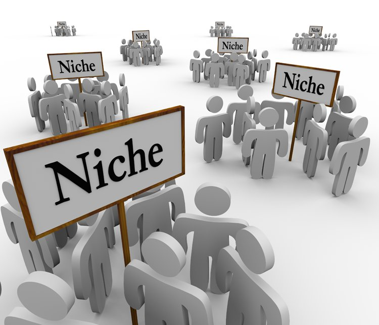 Find your niche -- and market to it!
