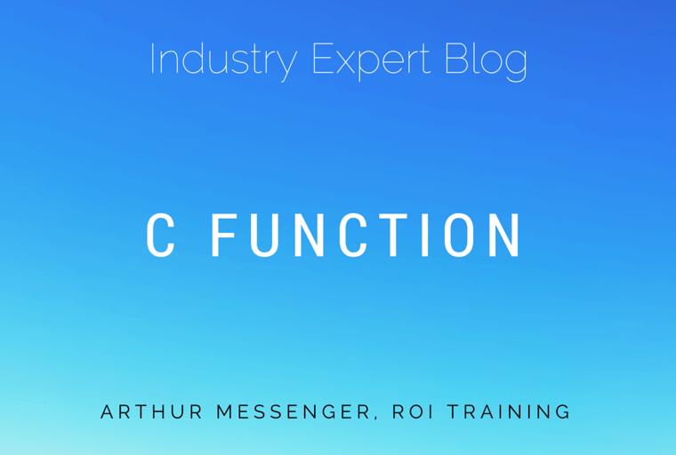 C  Function