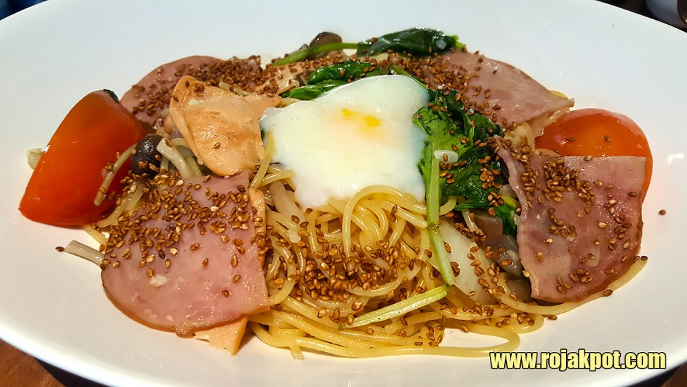 Spaghetti Yumeina @ Franco Malaysia