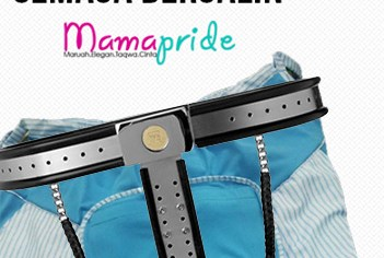 MamaPride Invents World's First Modesty Pants For Women!