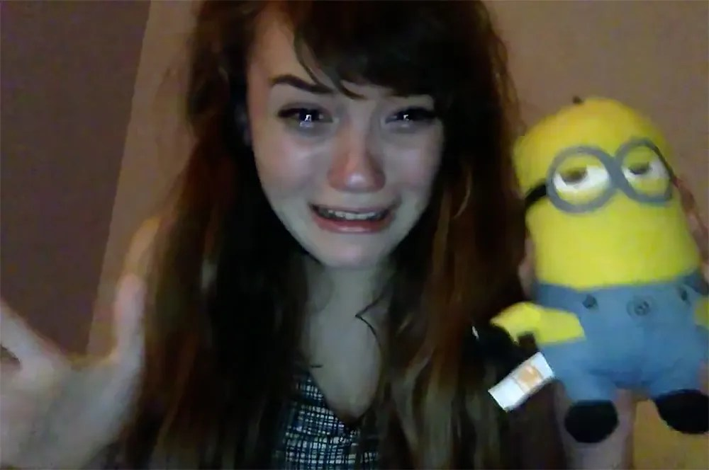 This Girl HATES Minions Like Crazy!
