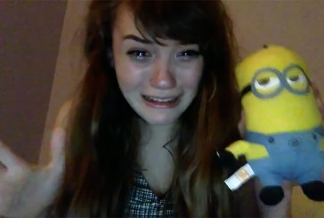 This Girl HATES Minions Like Crazy