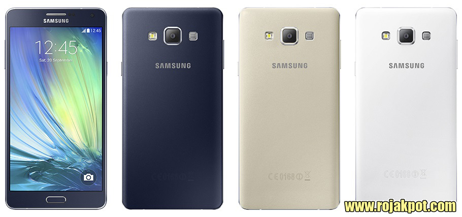 The Samsung Galaxy A8 Smartphone