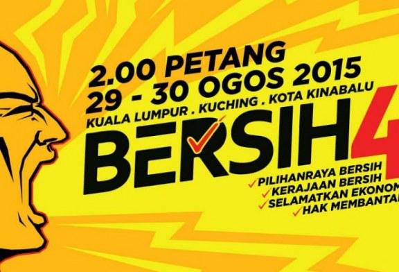 Bersih 4 Rally Day 1 Coverage