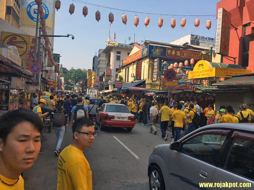 Bersih 4 Day 1