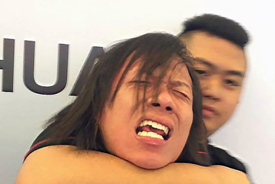 Peeping Tom Caught In Mid Valley Mall JAILED & FINED!